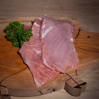grillades de porc x 2
