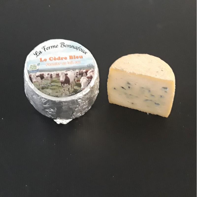 Le Cèdre bleu 400g fermier au lait cru