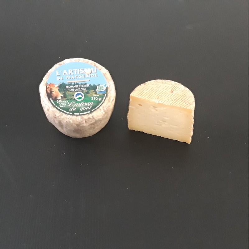 L artisou de Margeride 310g fermier au lait cru