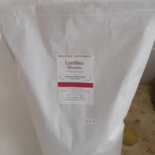 Lentilles blondes 5 kg