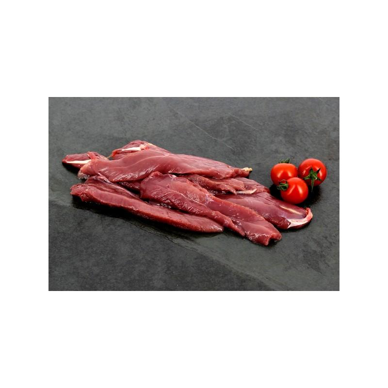 aiguillette de canard gras environ 300g